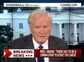 Chris Matthews Criticizes Obama's Reaction to Murdered Journalist