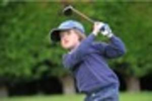 Meet Tiger Woods prodigy Alfie Anderson from Hornsea – on...