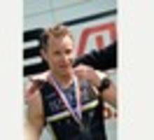 Local hero Paul Ryman triumphs at Frome Sprint Triathlon